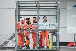Гран-при России «Формулы-1» в Сочи, сентябрь 2018 ©Фото Екатерины Лызловой, Юга.ру