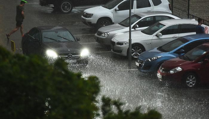 Синоптики обещают дождливые ижаркие выходные на Кубани