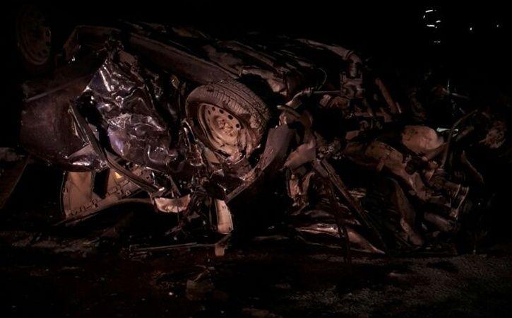ВСтаврополье столкнулись две легковушки: погибли 5 человек