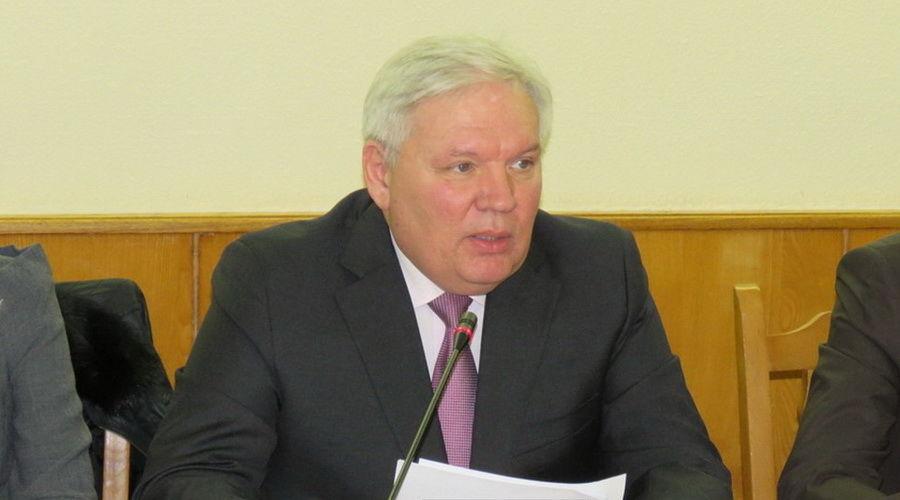 Владимир Зверев ©Фото пресс-службы администрации Туапсинского района