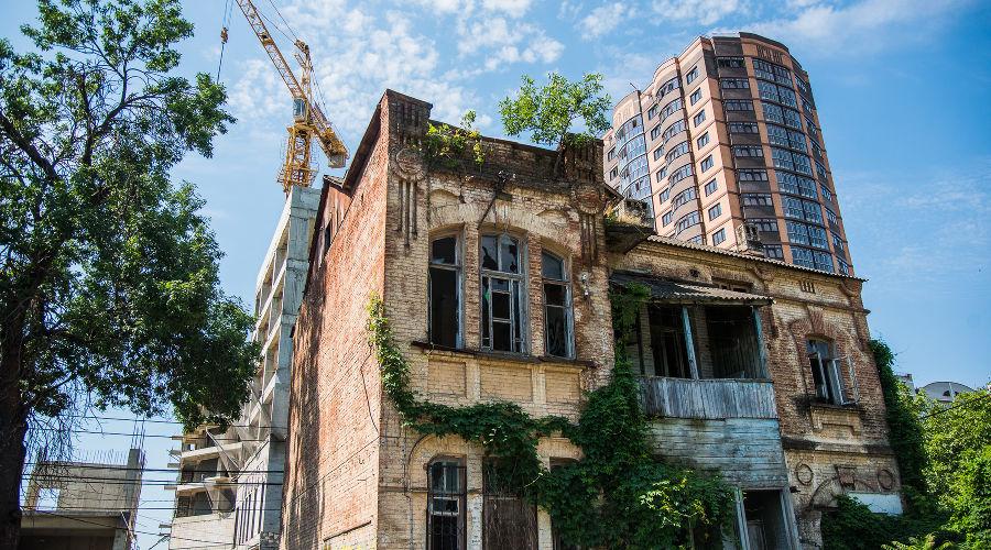 Дом архитектора А.П.Косякина, 1906-1910 гг. ©Фото Елены Синеок, Юга.ру