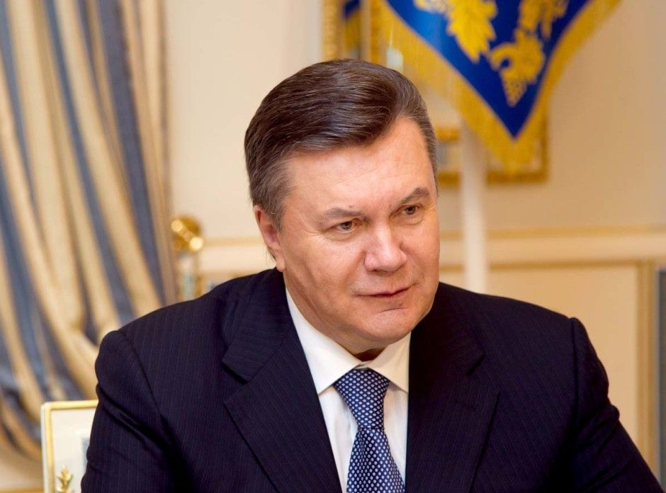 Песков: заявлений  отЯнуковича вКремль непоступало