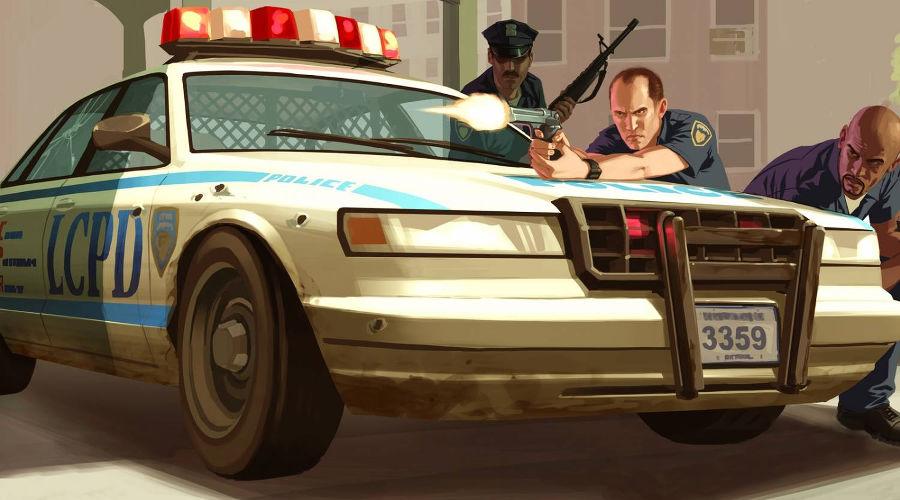 ©Скриншот игры GTA V