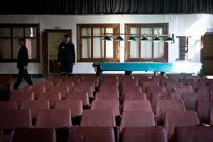 Клуб в исправительной колонии строгого режима в Краснодаре ©Елена Синеок, ЮГА.ру