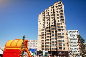 Сдача ЖК «Пируэт» и ЖК «Барселона» ©Фото пресс-службы «СпецСтройКубань»