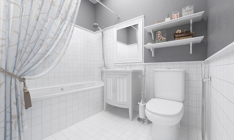 нормандия ванная ©Фото Юга.ру
