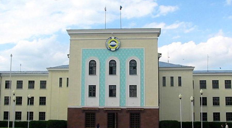 Дом правительства Карачаево-Черкесии ©Фото с сайта travel-images.com