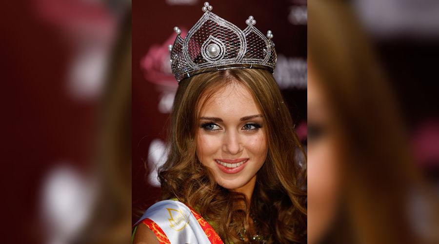 """Ксения Сухинова, """"Мисс России - 2007"""". Фото: drugoi.livejournal.com ©Фото Юга.ру"""