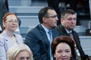 "Пленарное заседание Дмитрия Медведева на инвестиционном форуме ""Сочи-2013"" ©Влад Александров, ЮГА.ру"