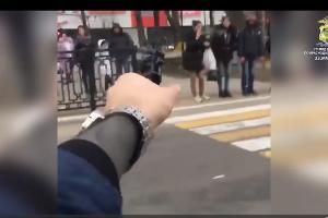 ©Скриншот видео ГУ МВД по Краснодарскому краю