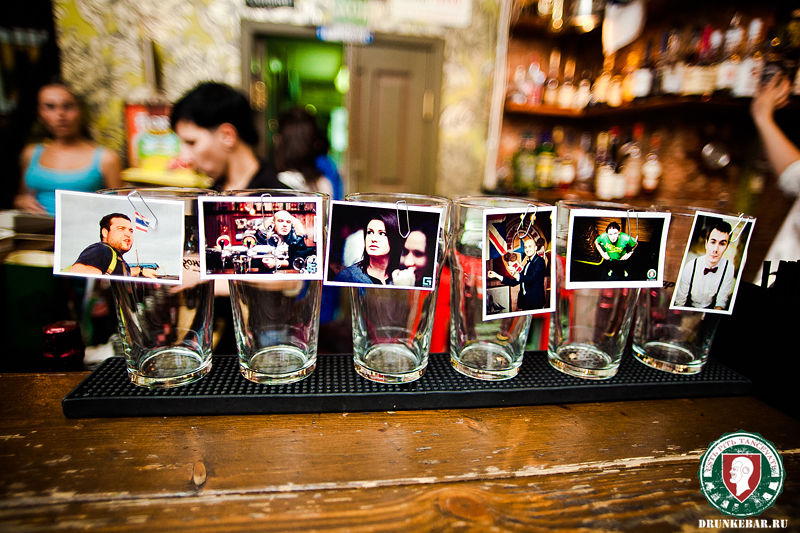 День рождения Mr. Drunke Bar