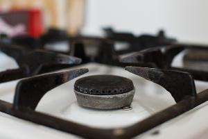 Газовая плита ©Фото Елены Синеок, Юга.ру