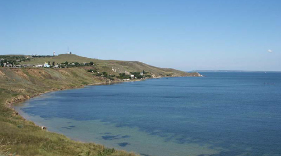 Керченский пролив ©Фото Юга.ру