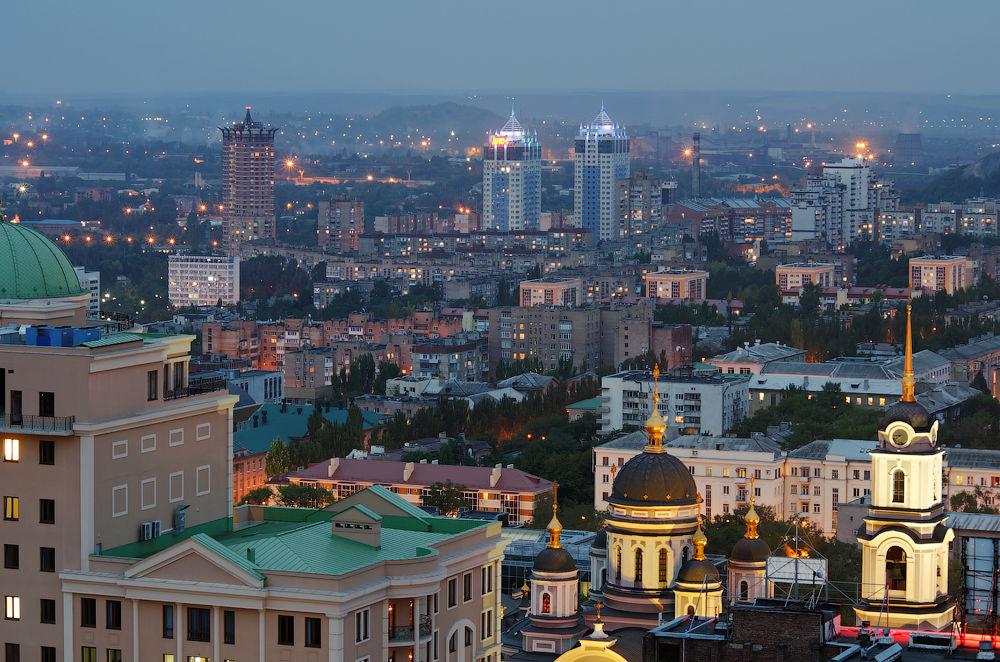 ВРостовской области организовали экскурсионные туры наДонбасс