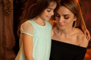 Ольга Шевчук и ее дочь Варвара ©Фото предоставлено Ольгой Шевчук