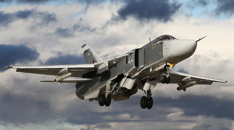 Су-24 ©http://www.airforce.ru