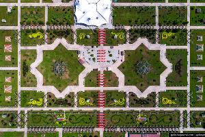 Цветочный парк ©Фото Славы Степанова