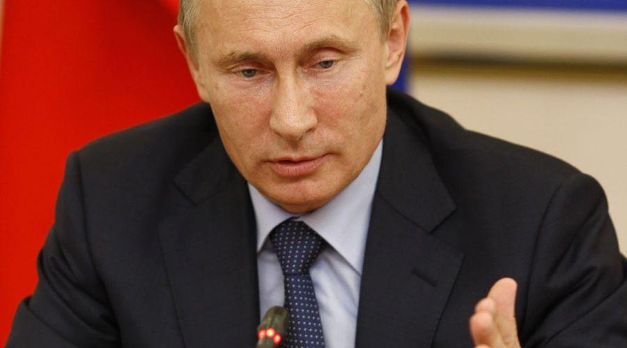 Визит Владимира Путина в Краснодар ©Влад Александров, ЮГА.ру