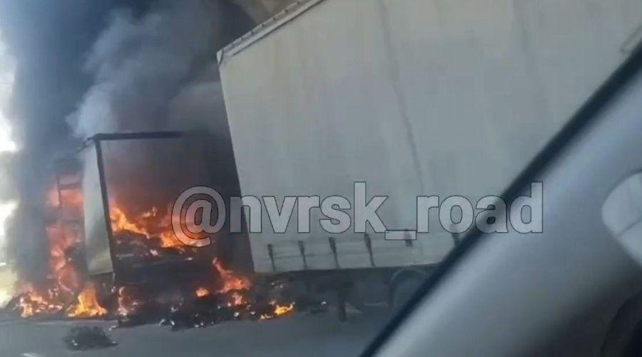 ©Скриншот видео из ВК-паблика «Новороссийск ДТП», vk.com/nvrsk_road