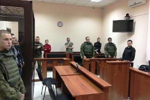 ©Фото пресс-службы Крымского гарнизонного военного суда