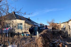 Место происшествия ©Фото пресс-службы СУ СК РФ по Краснодарскому краю