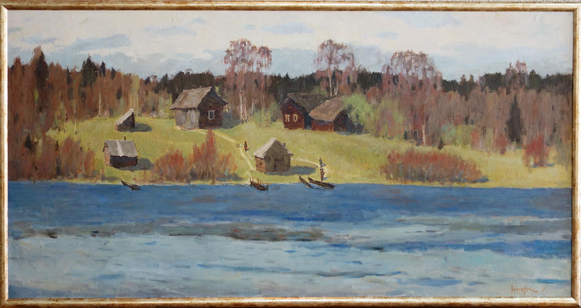 ВКраснодаре выставят картины молодых живописцев