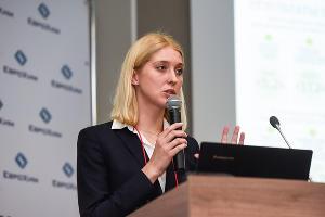 Конференция компании «ЕвроХим» на выставке «ЮГАГРО» ©Елена Синеок, Юга.ру