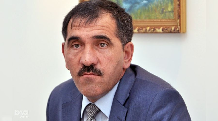 Юнус-Бек Евкуров ©Елена Синеок. ЮГА.ру