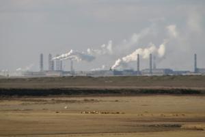 Завод «Крымский титан» ©Фото с сайта armyansk.rk.gov.ru