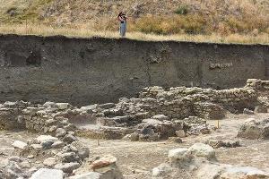 Раскопки в Фанагории ©Фото Елены Синеок, Юга.ру