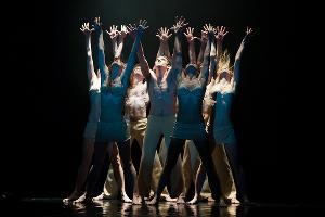 Второй день II фестиваля современной хореографии в Краснодаре ©Михаил Ступин, ЮГА.ру