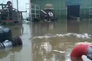 ©Скриншот видео пресс-службы ГУ МЧС России по Краснодарскому краю