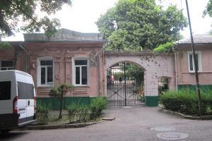 Здание детского сада «Василек» в Пятигорске ©Фото с сайта lib.kmv.ru