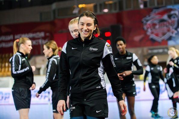 Гандболистки клуба «Ростов-Дон» обыграли «Битигхайм» вматче Кубка EHF