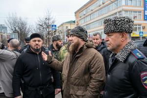 ©Фото из телеграм-аккаунта Рамзана Кадырова, t.me/RKadyrov_95