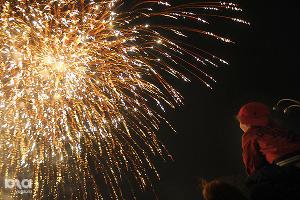 2011 год в фотографиях. Праздничный концерт в честь Дня города в Краснодаре ©http://www.yuga.ru/photo/906.html