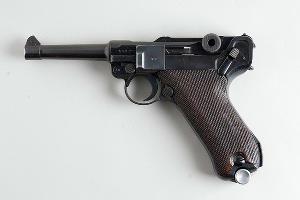 Пистолет Luger P08 ©Фото Askild Antonsen, wikipedia.org