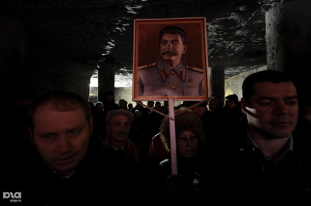 70 лет битвы за Сталинград: праздничный парад ©Михаил Мордасов, ЮГА.ру