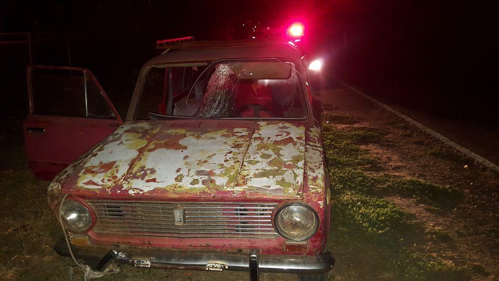 ВКраснодарском крае нетрезвый шофёр без прав сбил пешехода