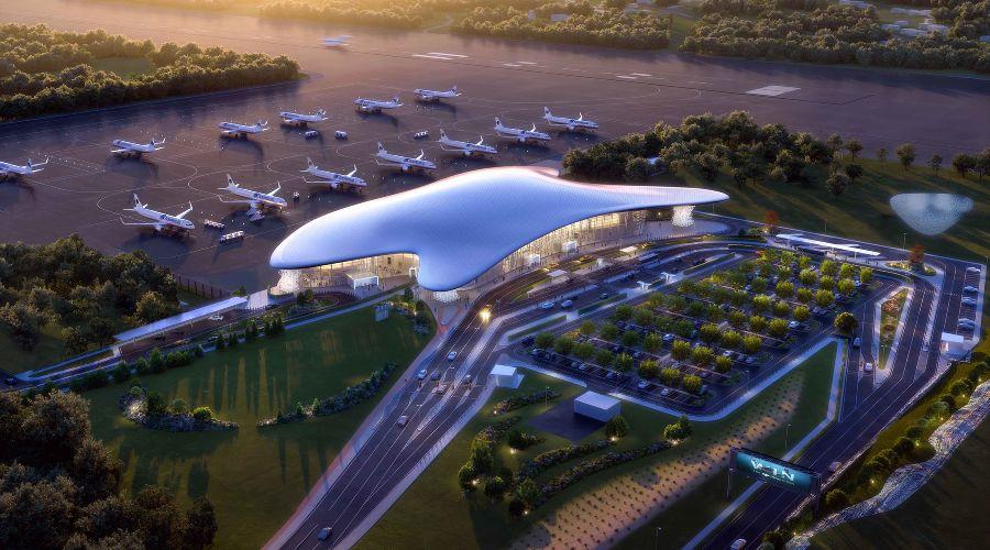 ©Фото пресс-службы аэропорта Геленджика