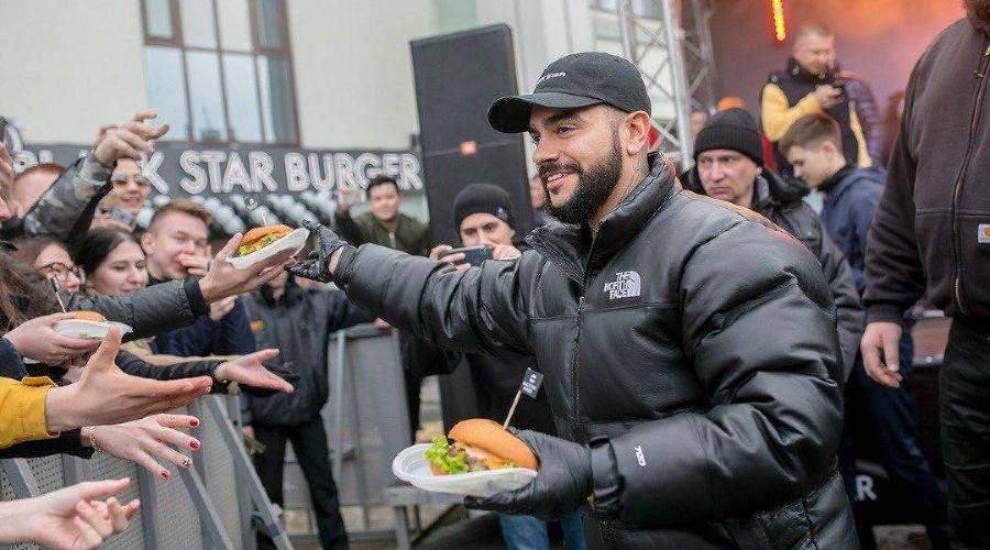 ©Фото со страницы instagram.com/blackstarburger