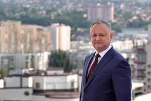 Игорь Додон ©Фото со страницы Игоря Додона в Facebook, facebook.com/dodon.igor1
