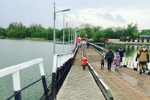 Мост на Зеленый остров ©Фото со страницы пользователя instagram.com/olechka_rnd
