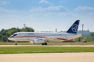 Sukhoi Superjet 100 ©Фото с сайта wikimedia.org
