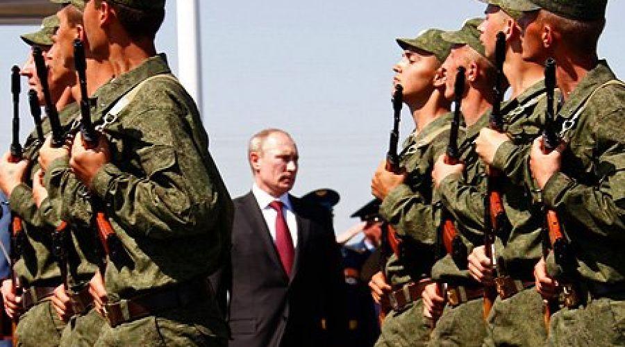 Визит В.Путина на 393-ю авиабазу в Кореновске ©Влад Александров. ЮГА.ру