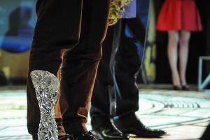 """Вручение премии """"Хрустальный компас"""" в Краснодаре ©Елена Синеок, ЮГА.ру"""
