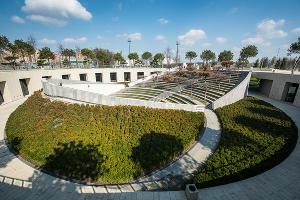 Амфитеатр в парке «Краснодар»  ©Фото Елены Синеок, Юга.ру