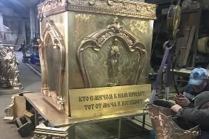 ©Фото пресс-службы Александро-Невского собора в Краснодаре