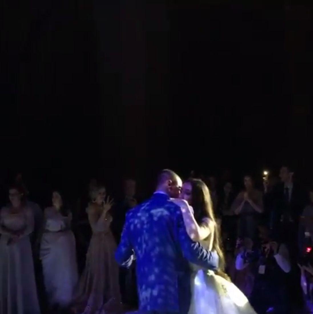 Русская  судья устроила свадьбу занесколько млн.  долларов