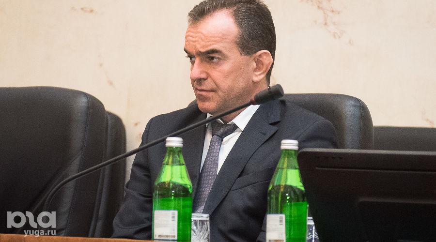 Вениамин Кондратьев ©Фото Елены Синеок, Юга.ру